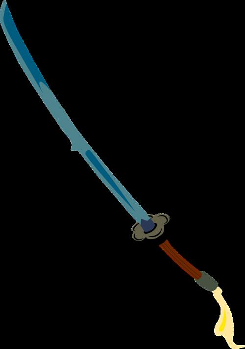 sword saber backsword
