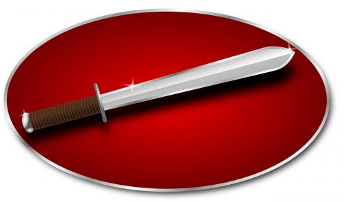 sword metal blade