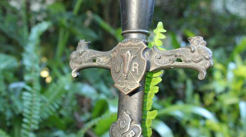 sword medieval weapon
