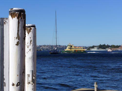 sydney sea wharf