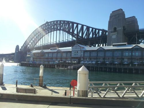 sydney siebel hotel pier one places