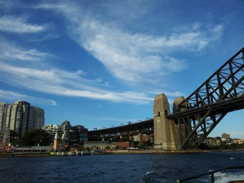 sydney harbour bridge sky bridge