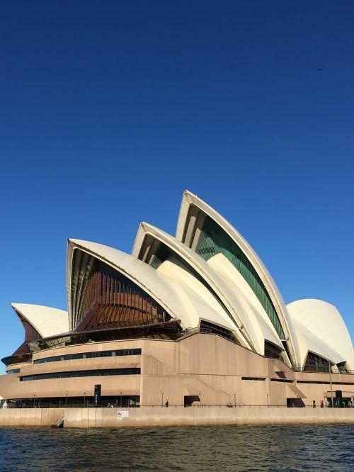 sydney opera house australia landmark