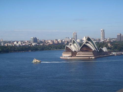 sydney opera house sydney opera ship