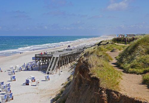 sylt beach kampen
