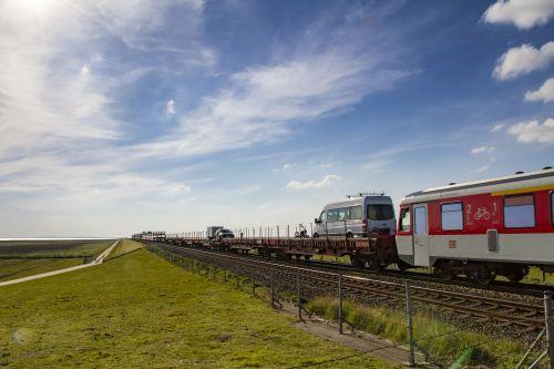 sylt hindenburg damm sylt-shuttle