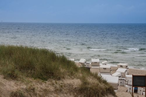 sylt beach north sea
