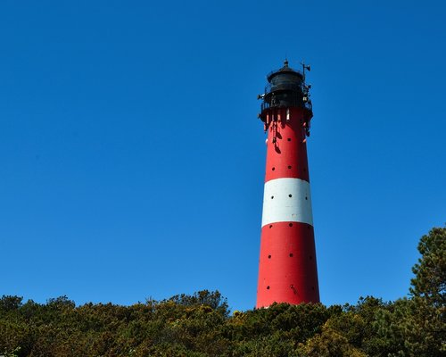 sylt  lighthouse  hörnum