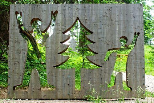 symbol nature forest