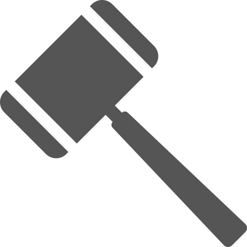 symbol icon judge