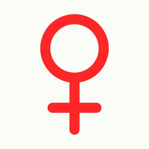 symbol icon woman