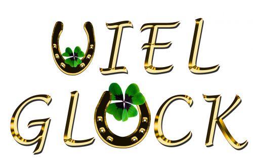 symbol luck four leaf clover