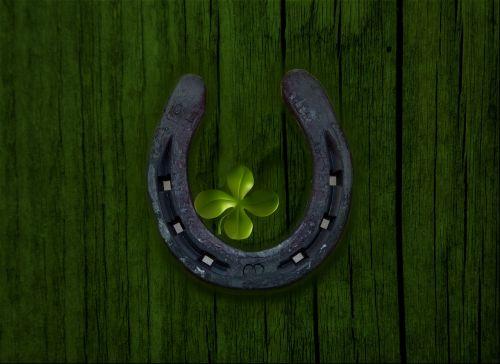 sėkmė,pasagos,sėkmės simbolis,keturių lapų dobilų,siena,laimingas žavesys,vierblättrig,žalias,laimingas dobilas,žvilgsniai,dobilas,simbolis,žalias dobilas,klee