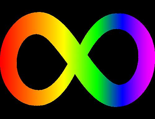 symbol of infinity of autism infinity logo for autism autistic