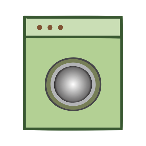 symbol of washing machine washing machine machine washing
