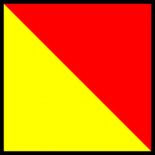 symbols flag nautical