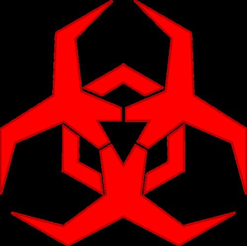 symbols hazard logo
