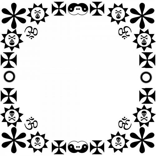 Symbols Frame