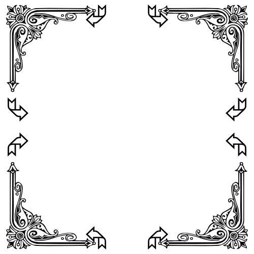 Symmetric Frame