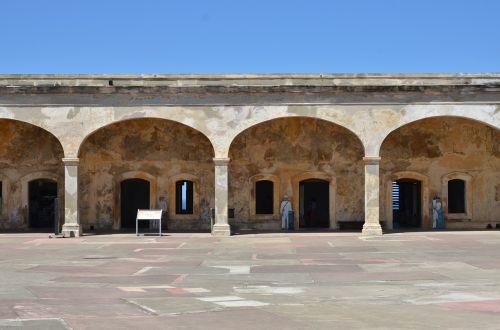 symmetry san juan castle