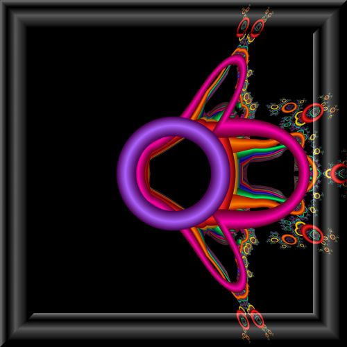 Symmetry Rings