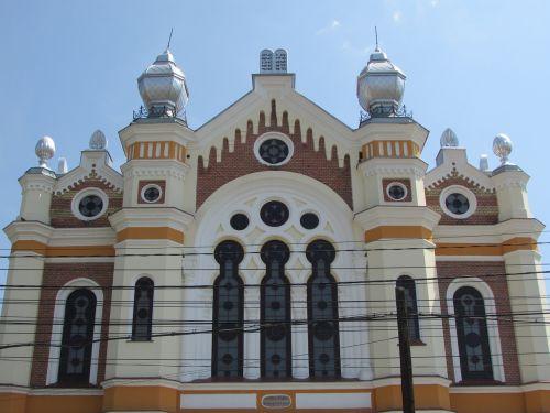 synagogue orthodox oradea