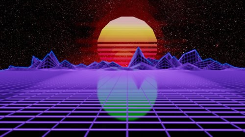 synthwave  retrowave  synth