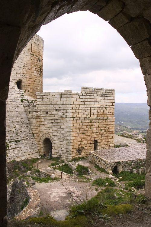syria crac des chevaliers altheimat