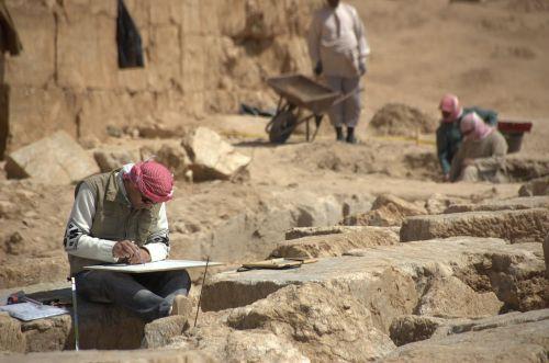 syria archaeological ruin