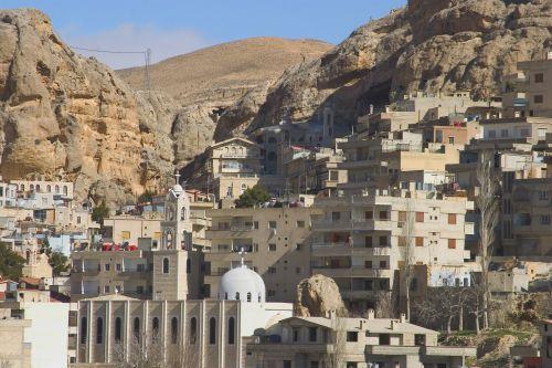 Syria, Maalola