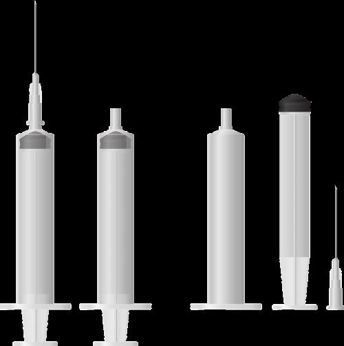 syringe injection hospital