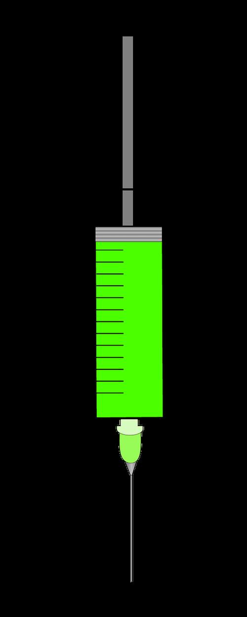 syringe  clip art  vaccination