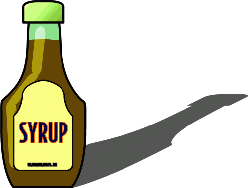 syrup condiment sweet