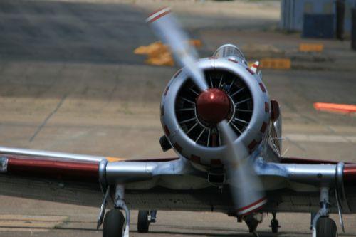 T-6 Texan Harvard
