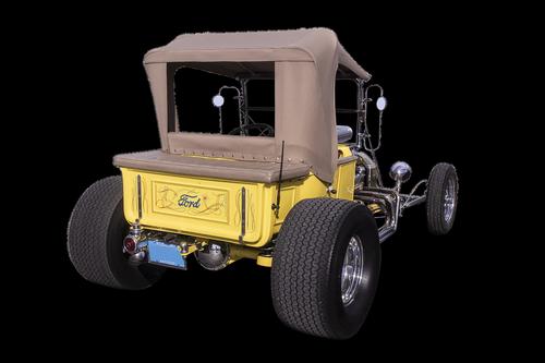 t-bucket  convertible  roadster