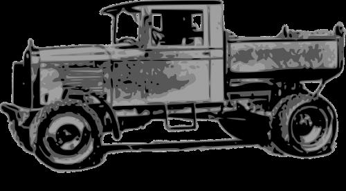 t model truck transportation