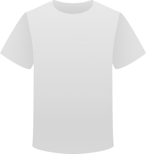 t-shirt clothes white