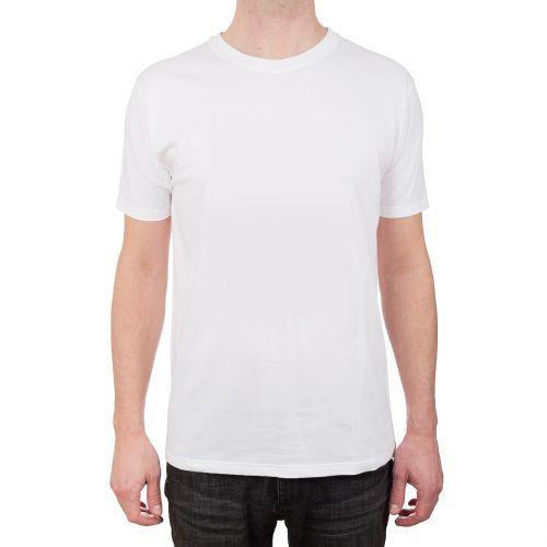 t-shirt white garment