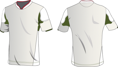 t-shirt sports football