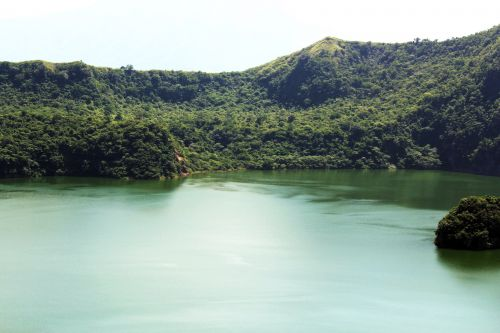 Taal Lake In The Philippines 2