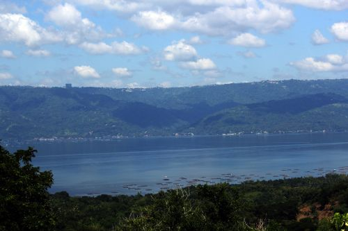 Taal Lake In The Philippines 3