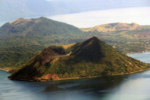 Taal Volcano In The Philippines 3
