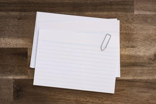 tab map paper