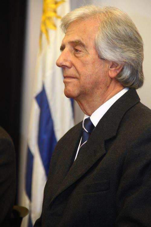 tabare vazquez chair of uruguay uruguay