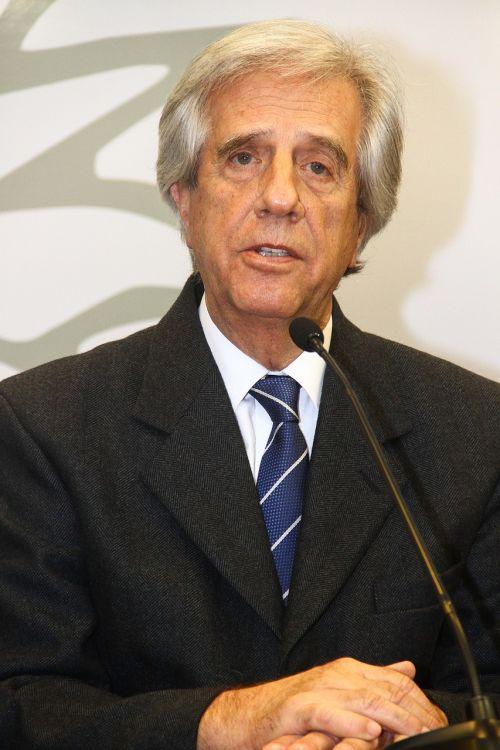 tabare vazquez political uruguay