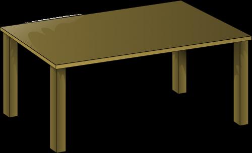 stalas,medinis,stalas,baldai,klasė,mediena,Pietų stalas,lenta,paviršius,nemokama vektorinė grafika