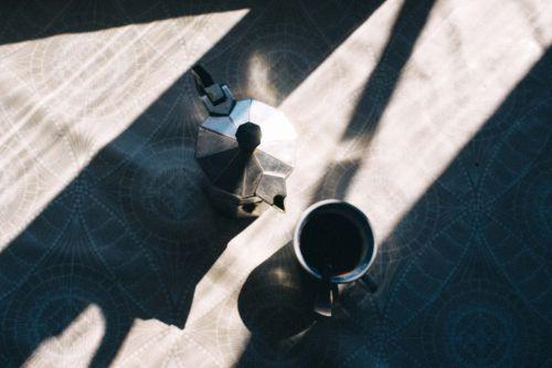 table coffee tea