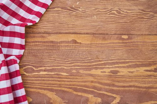 table food cover