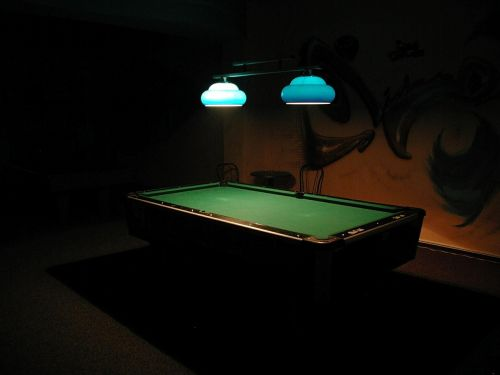 table billiard furniture