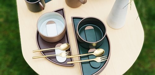table deco  table ware  spoon